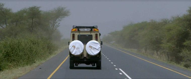 De safari con Udare Safari. Por Antena 3