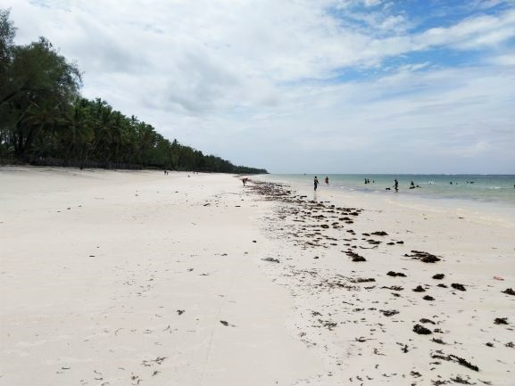 Diani Beach. Por Udare