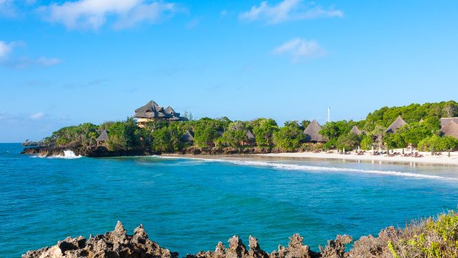 Isla de Chale. Por The Sands at Chale Island