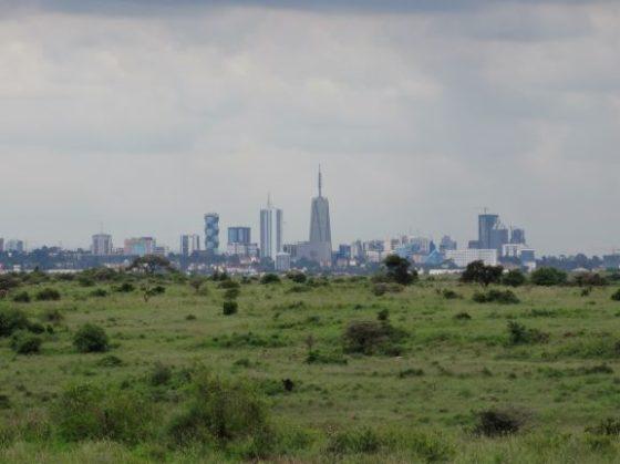 Parque Nacional de Nairobi. Por Udare