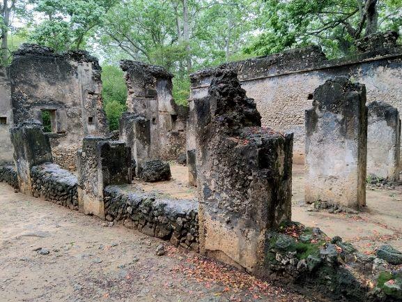 Excavaciones en Ruinas de Gede. Por Udare