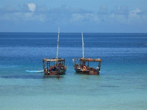 Nungwi, Zanzibar. Por Suso y Anabel