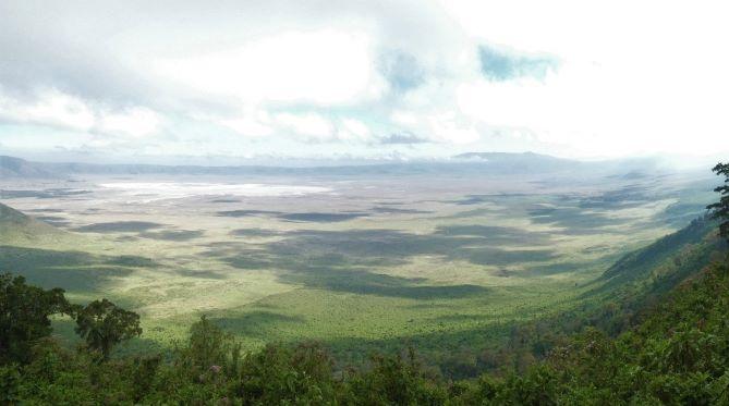 Parque Nacional Ngorongoro. Por Suso y Anabel