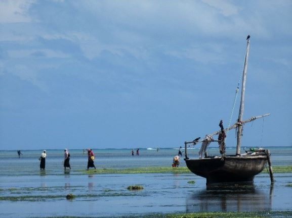 Playa de Nungwi. Por Suso y Anabel