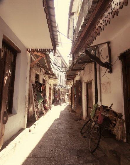 Stone Town. Por Suso y Anabel
