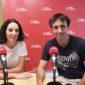 """Cristina y Aitor entrevista en """"La Casa de la Palabra"""" en Radio Euskadi. Por Udare"""