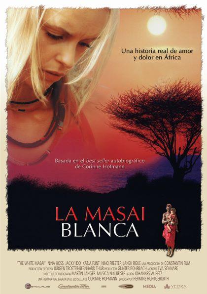 """Película """"La masai blanca"""""""