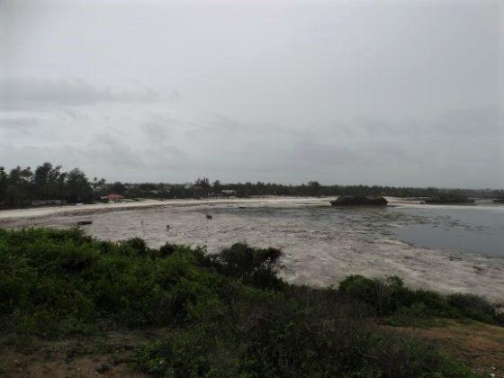 Playa en Watamu. Por Udare