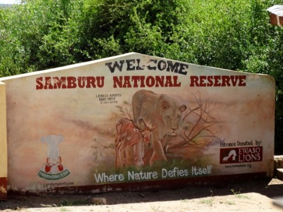 Entrada Samburu. Por Udare