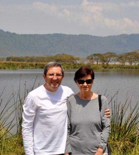 30 aniversario en Tanzania. Por Marisa y Jose