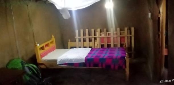 Habitación del alojamiento. Por Udare